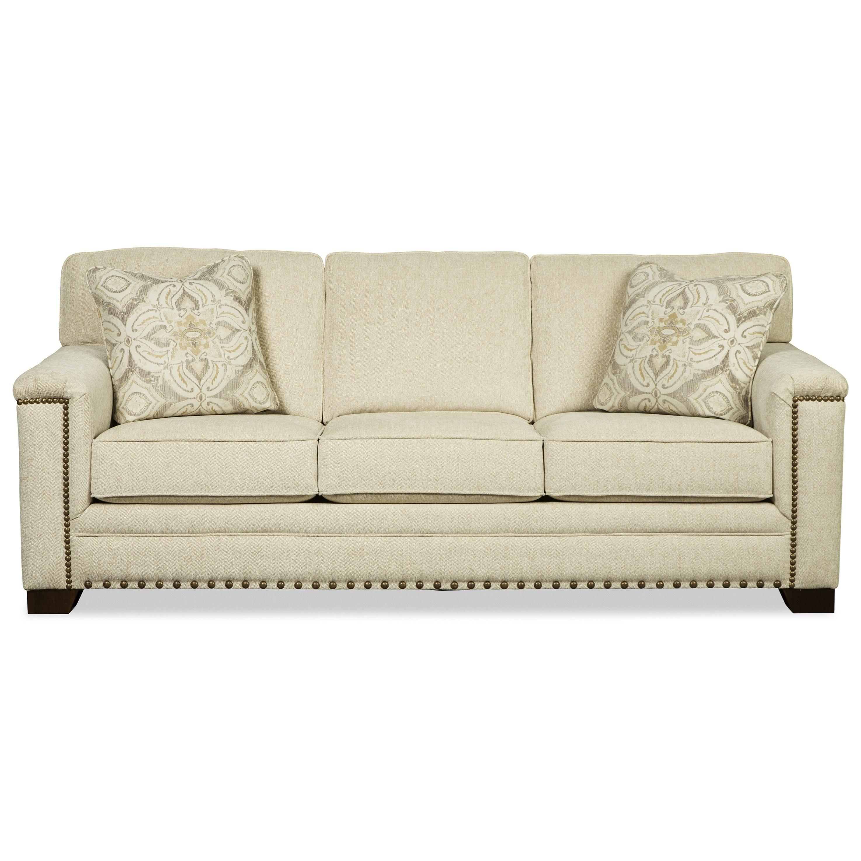 Awe Inspiring Craftmaster 781950 781950 98 Transitional Queen Sleeper Sofa Ibusinesslaw Wood Chair Design Ideas Ibusinesslaworg