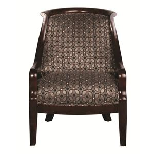 Morris Home Furnishings Andrew Andrew Accent Chair