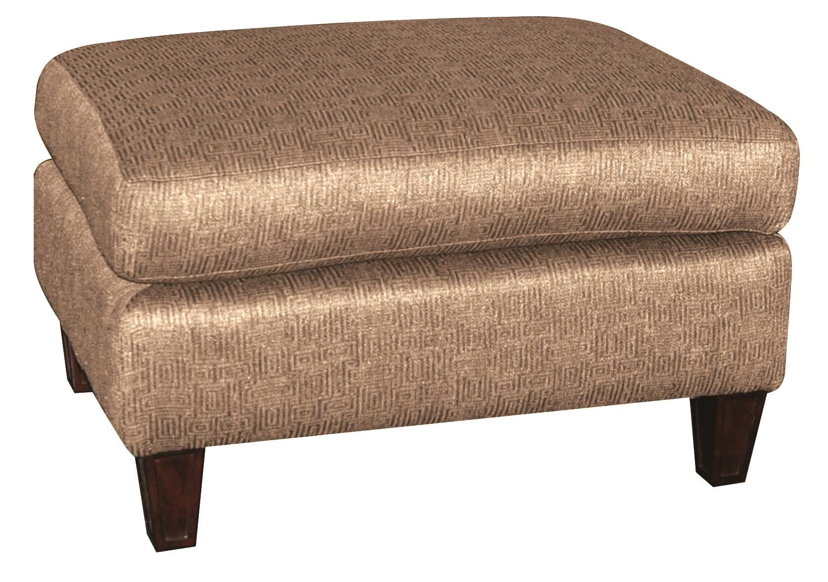 Digsby Digsby Ottoman by Craftmaster at Morris Home