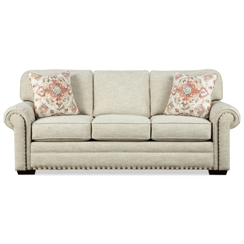 Terrific Craftmaster 787150 787150 98 Traditional Sofa Sleeper With Ibusinesslaw Wood Chair Design Ideas Ibusinesslaworg