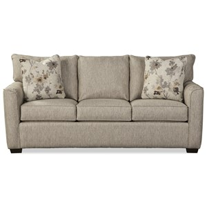 Memory Foam Queen Sleeper Sofa