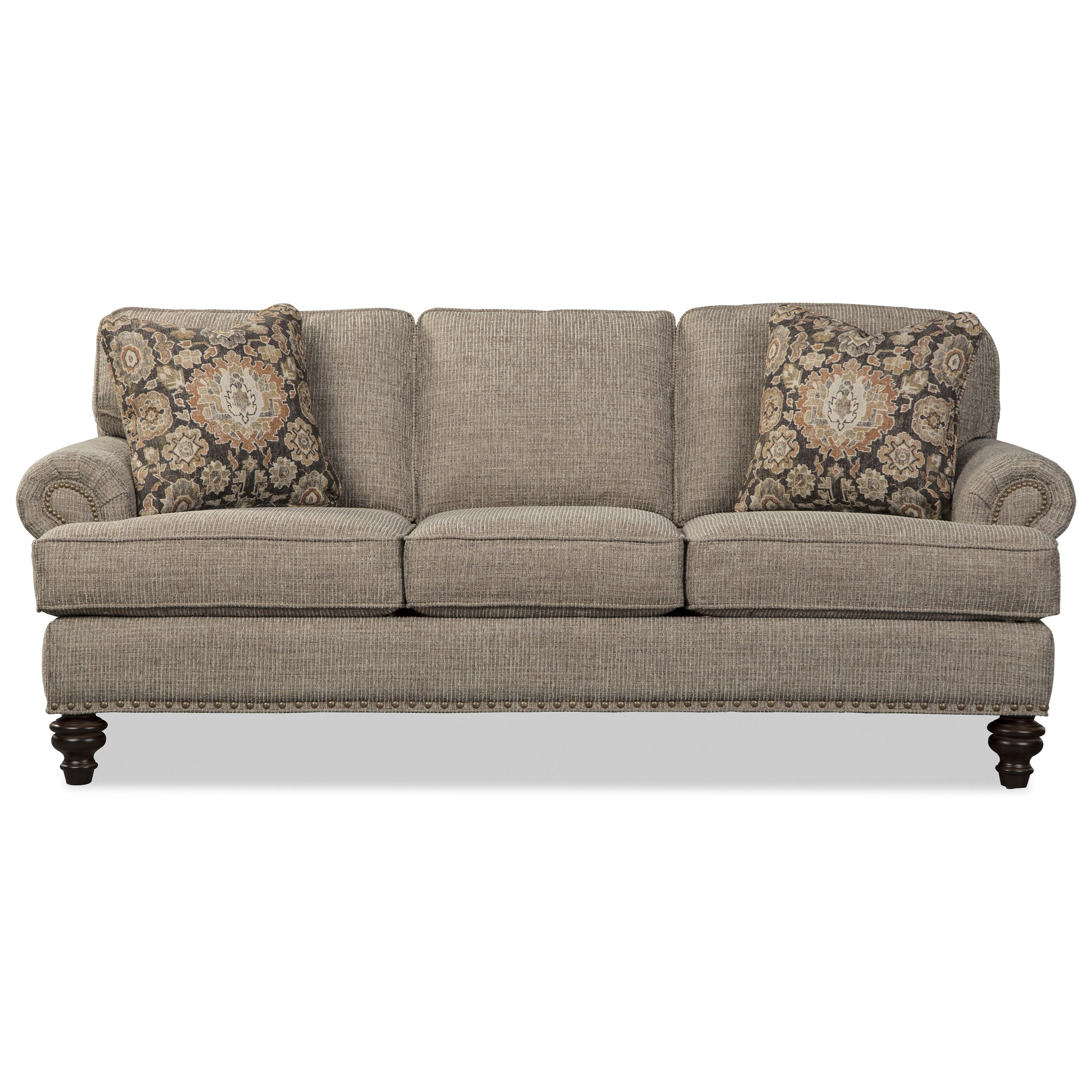 Astounding Craftmaster 791450 791450 Traditional Sofa With Nailheads On Caraccident5 Cool Chair Designs And Ideas Caraccident5Info