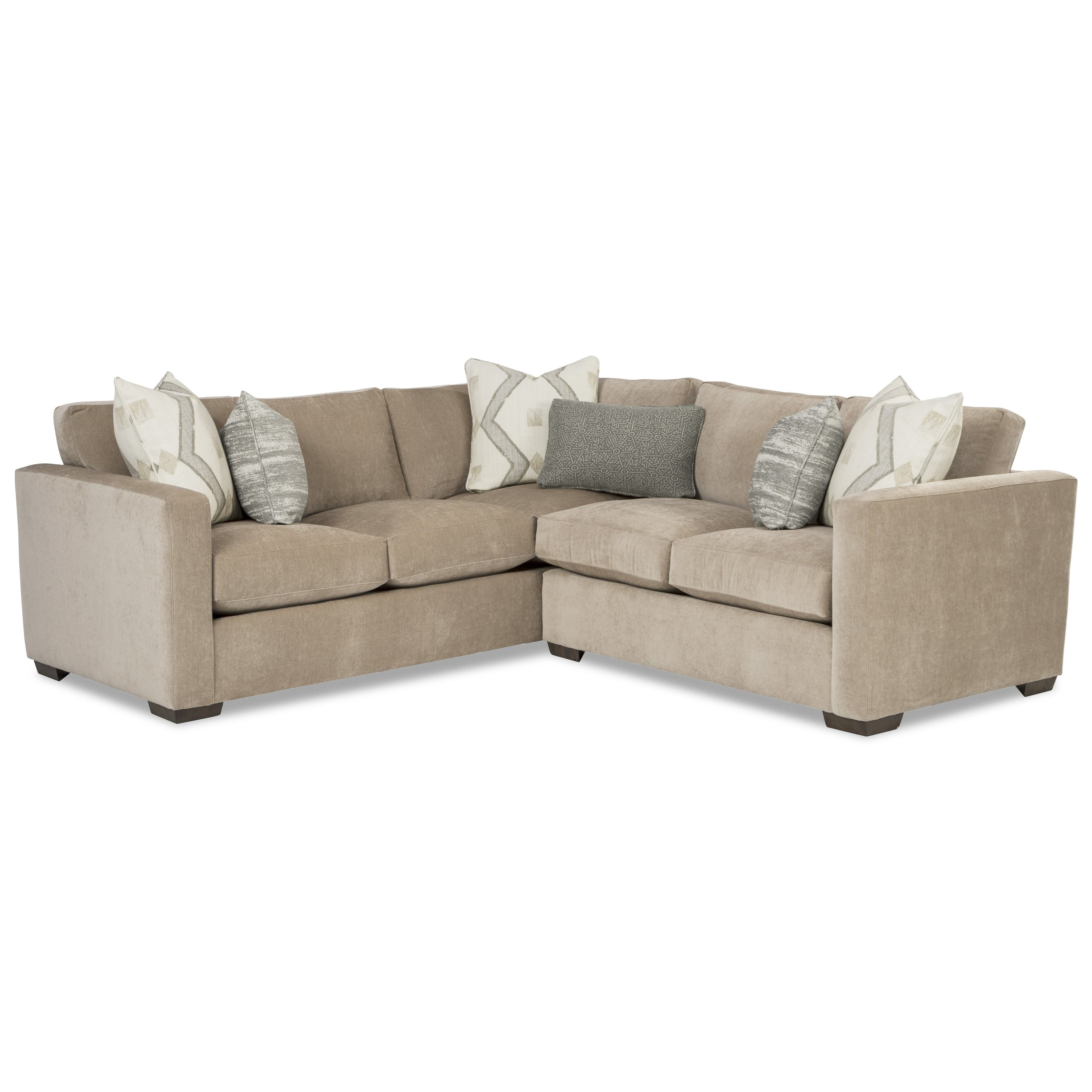 792750BD 2-Piece Sectional with LAF Corner Sofa by Craftmaster at Baer's Furniture