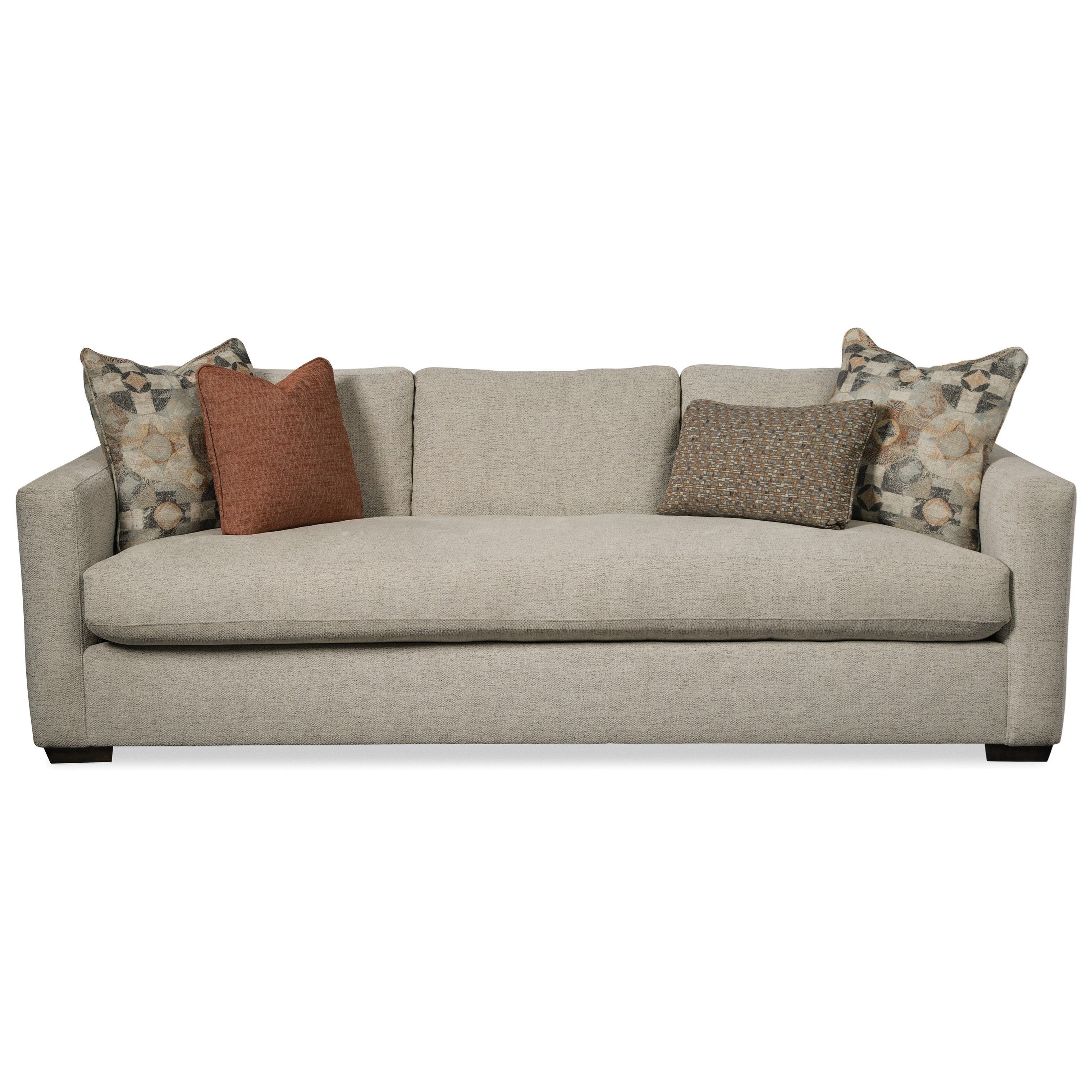 792750BD Bench Cushion Sofa by Craftmaster at Baer's Furniture