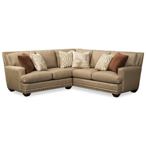 4-Seat Sectional Sofa