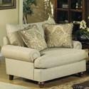 Craftmaster 797050BD Chair & Half - Item Number: 797020BD-WOODBURN-10