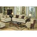 Craftmaster 797050BD Living Room Group - Item Number: 797050BD Living Room Group 1