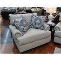 Craftmaster Kais Chair - Item Number: 797020PC KAIS-41