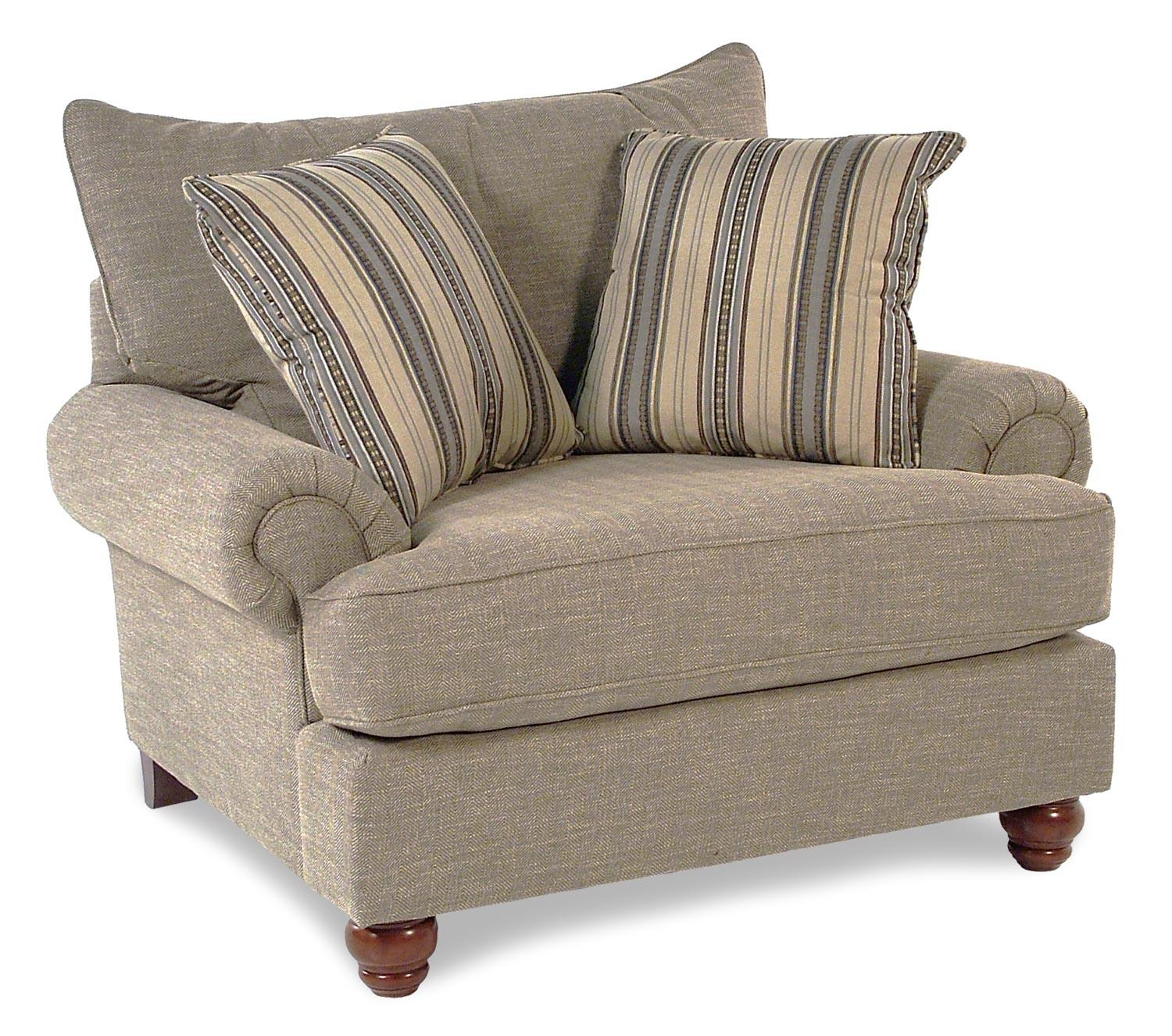 Cozy Life Westgate Upholstered Chair   Item Number: 797020PC TOLLIVER10