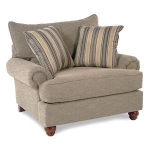 Cozy Life Westgate Upholstered Chair