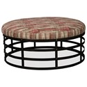Craftmaster 83700-83800 Ottoman - Item Number: 083800-MEDIA-26