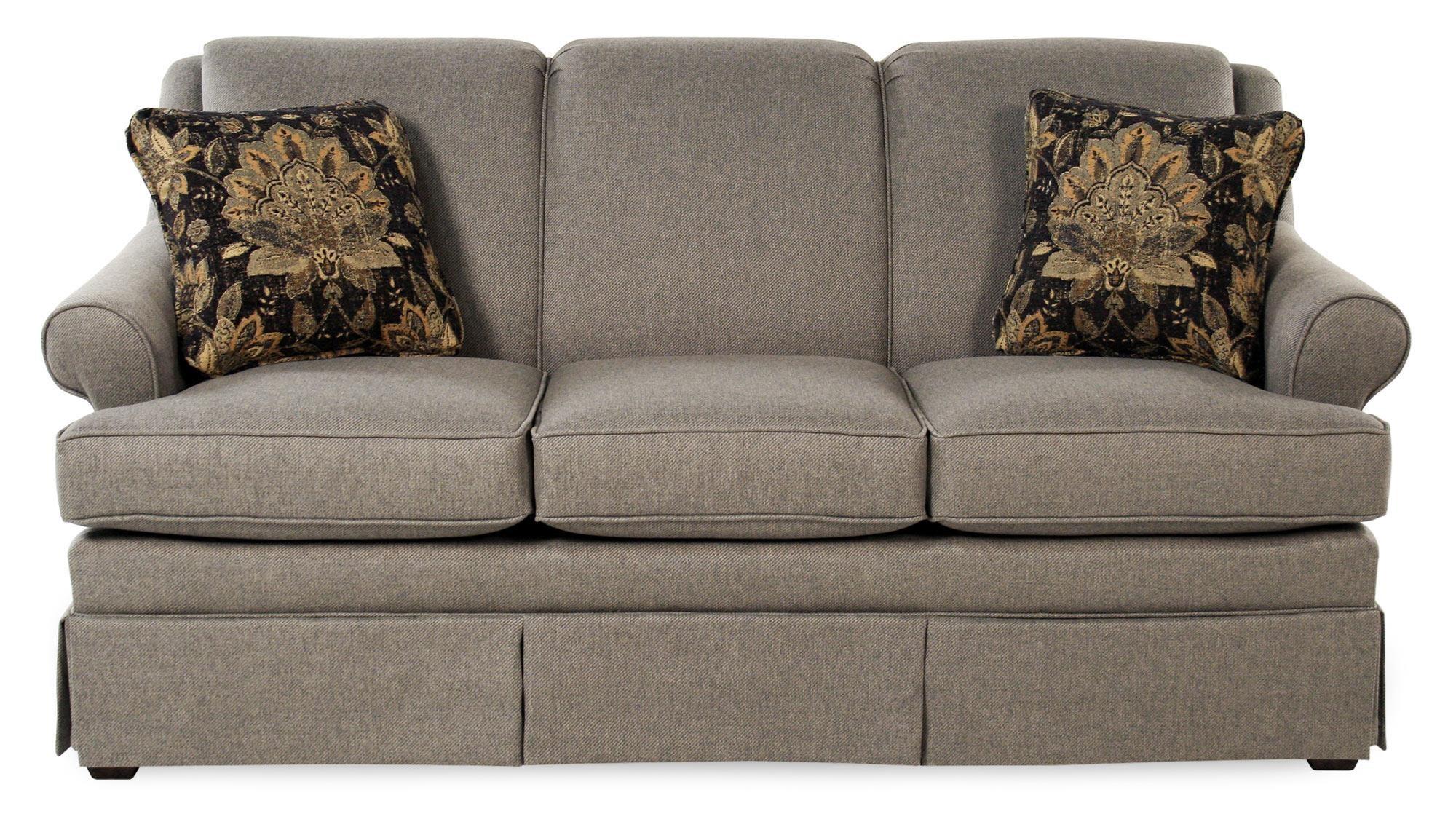 Cozy Life Audrey Roll Arm Sofa   Item Number: 920550 CONTENT22