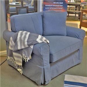 Craftmaster Gabi Slipcover Chair
