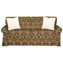 Craftmaster 9228 Sleeper Sofa w/ Innerspring Mattress - Item Number: 922850-CARVALHO-28