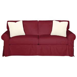 Sleeper Sofa w/ Innerspring Mattress