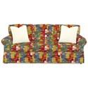 Craftmaster 9229 Slipcover Sofa - Item Number: 922950-BRUSHWATER-25