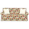 Craftmaster 9229 Slipcover Sofa - Item Number: 922950-LUNA-25