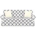 Craftmaster 9229 Slipcover Sofa - Item Number: 922950-PENDULUM-23
