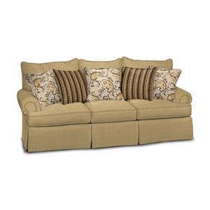 Craftmaster 9275 Loose Pillow Back Sofa