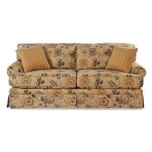 Cozy Life Contessa Casual Skirted Sofa