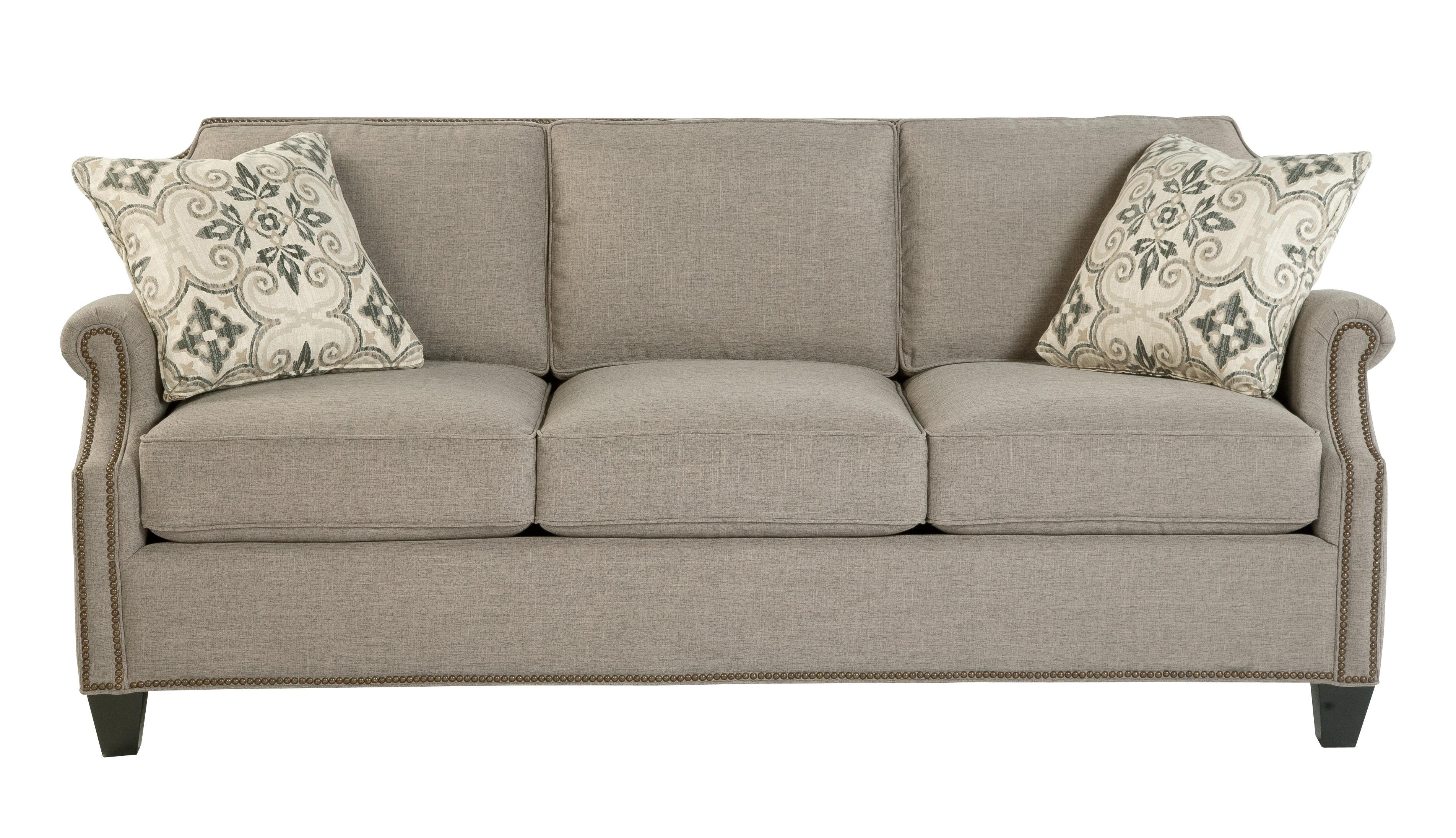 Craftmaster Reed Sofa Item Number 938350 Fontana 41