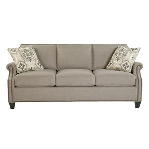 Craftmaster Reed Sofa