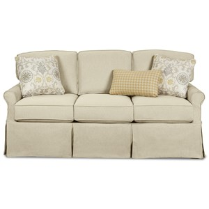 Craftmaster 971950 Slipcover Sofa