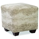 Craftmaster 0988 Ottoman - Item Number: 098800-PATINA-10