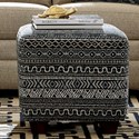 Craftmaster 0988 Ottoman - Item Number: 098800-SUPERSONIC-23