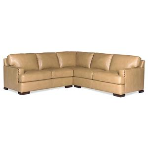 Craftmaster Allure 2 Pc Sectional Sofa