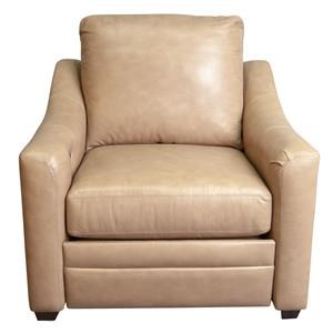 Bjorn Leather Match Power Recliner