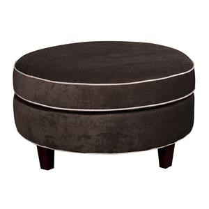 Bjorn Cocktail Storage Ottoman