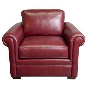 Bjorn Leather Chair