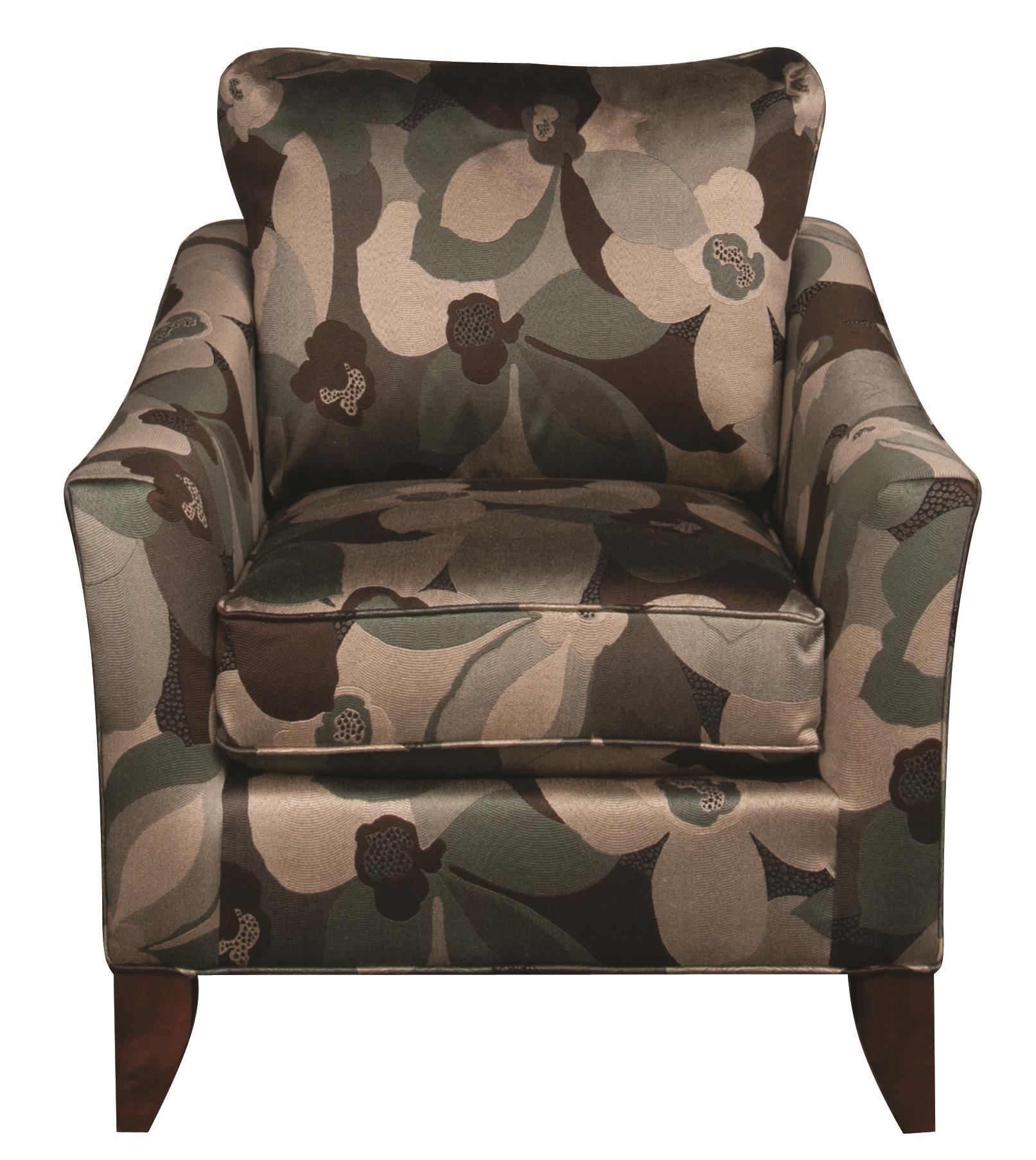 Morris Home Furnishings Brenda Brenda Accent Chair - Item Number: 106601841