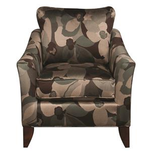 Morris Home Furnishings Brenda Brenda Accent Chair