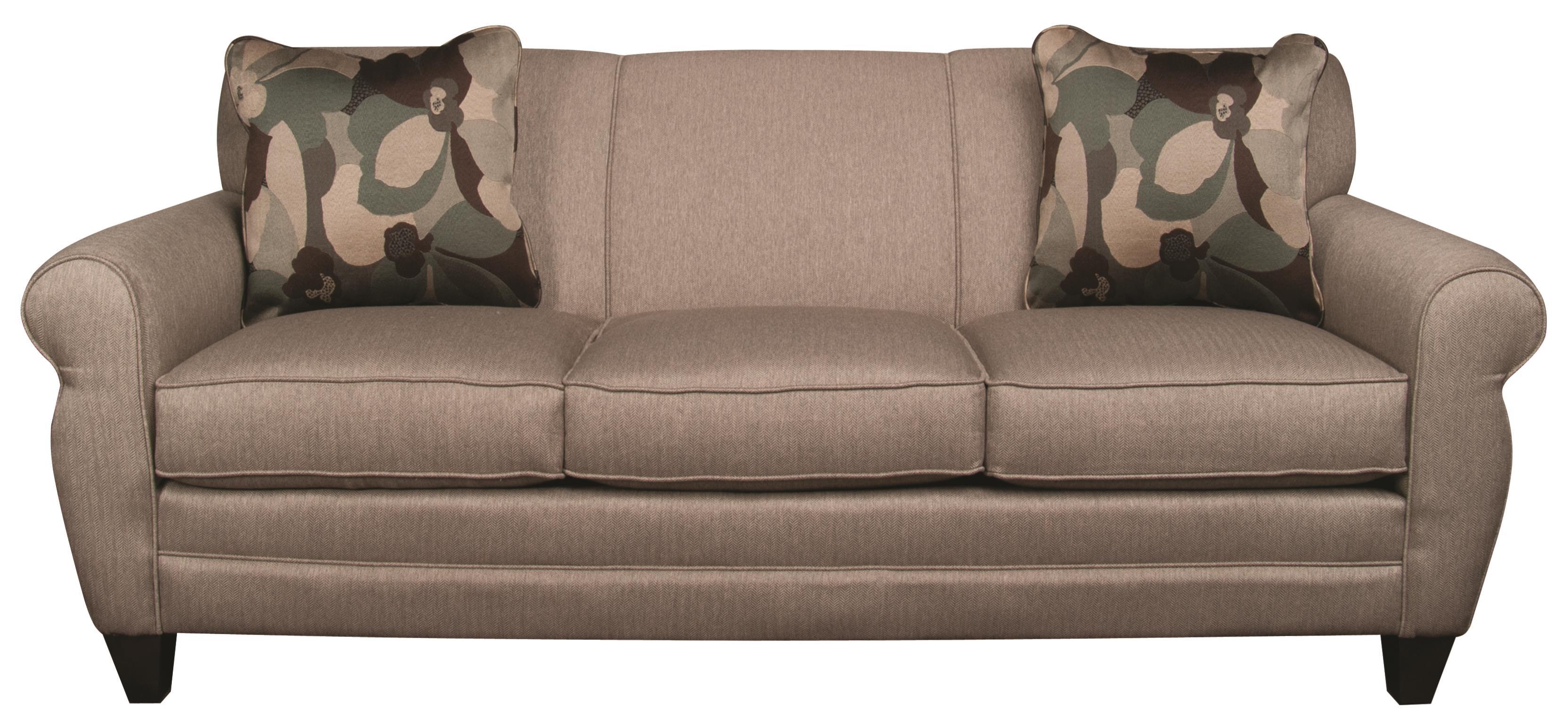 Morris Home Furnishings Brenda Brenda Sofa - Item Number: 204274483