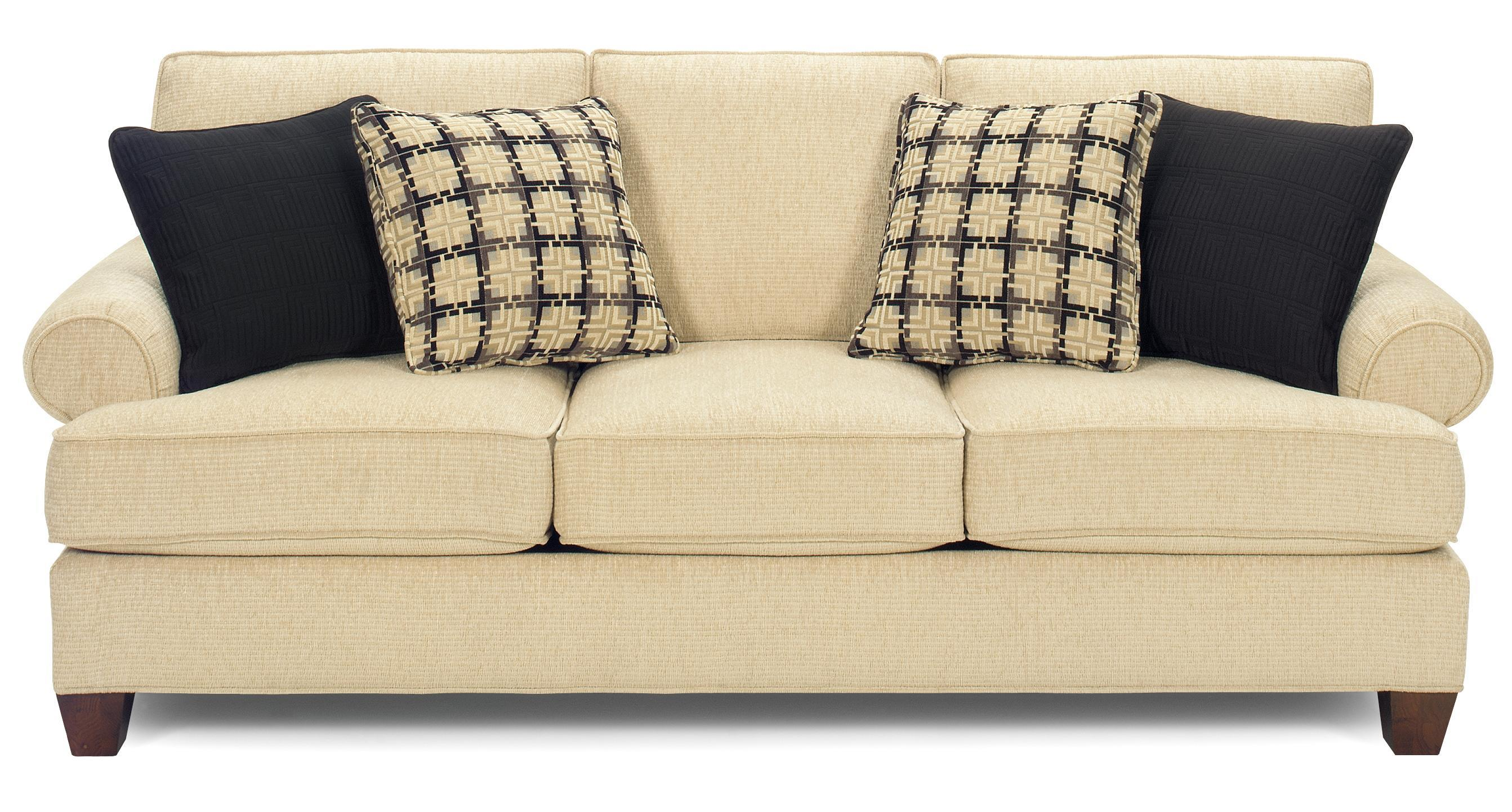 Craftmaster C9 Custom Collection b Customizable b 3 Seat Sofa