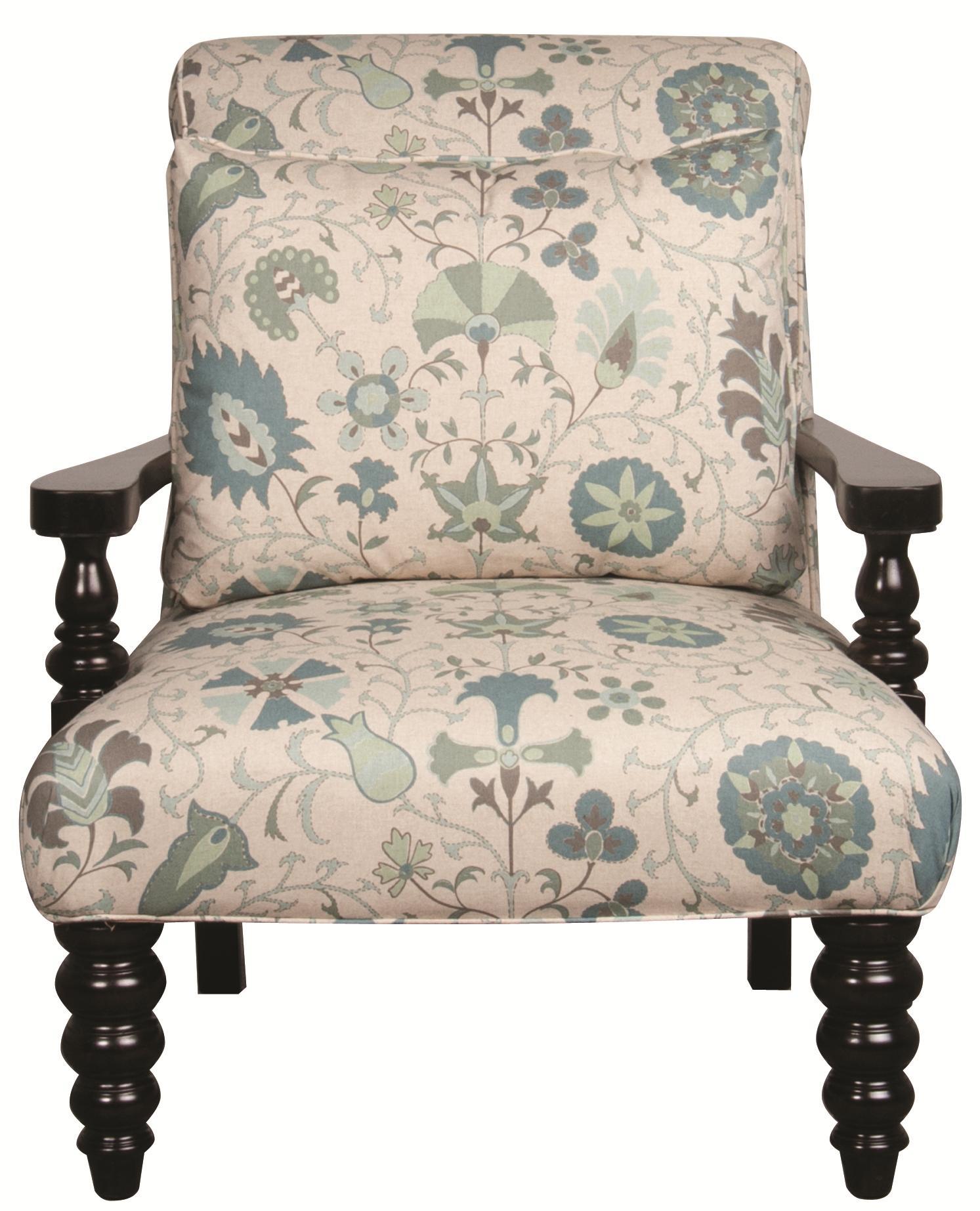 Morris Home Furnishings Carina Carina Trim Chair - Item Number: 111295312