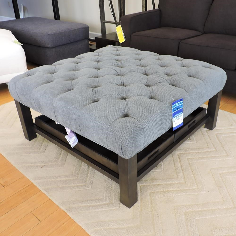 Clearance Accent Ottoman by Craftmaster at Belfort Furniture