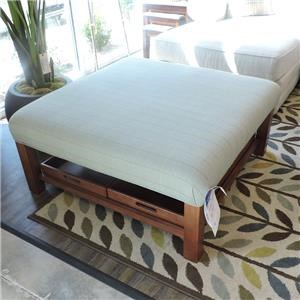 Craftmaster Clearance Square Ottoman