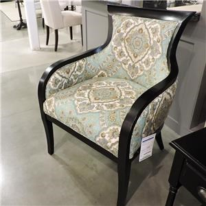 Wood Trim Chair