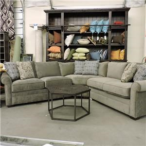 Craftmaster Clearance 3-Piece Sectional Sofa