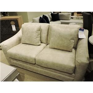 Shallow Depth Loveseat