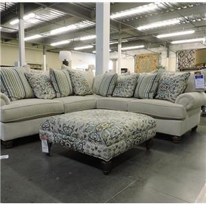 Craftmaster Clearance 2-Piece Sectional