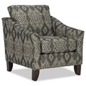 Hickorycraft Accent Chairs Chair - Item Number: 0215-CLANDEY-45