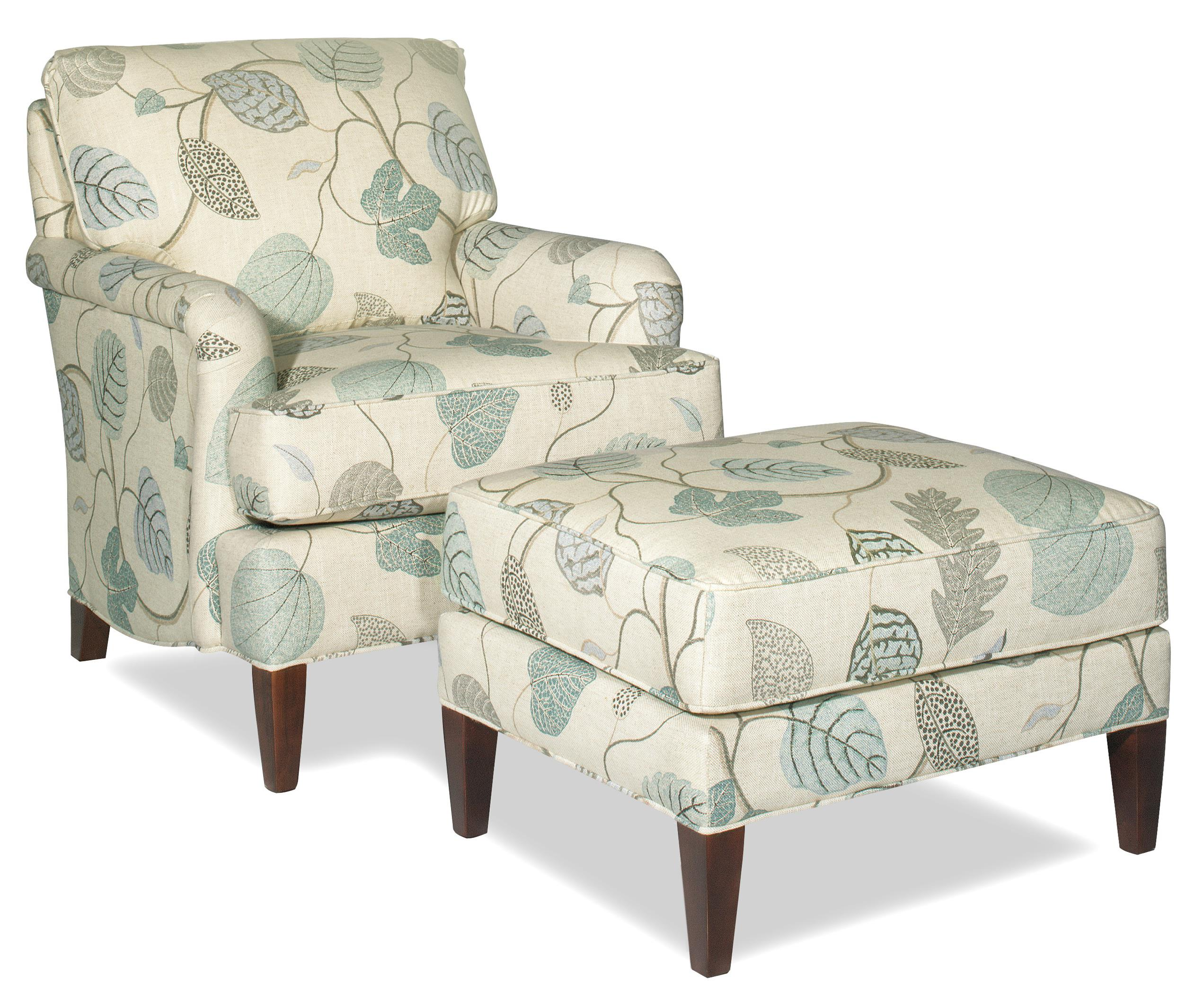 Craftmaster Accent Chairs Transitional Accent Chair With