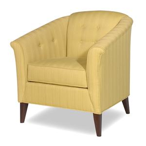 Craftmaster Accent Chairs Barrel Back Chair