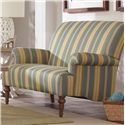 Craftmaster Accent Chairs Settee - Item Number: 027330-TIDEMARK-21