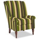 Craftmaster Accent Chairs Modified Wing Back Chair - Item Number: 030410-BOHICA-41