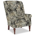 Craftmaster Accent Chairs Modified Wing Back Chair - Item Number: 030410-IMPROMPTU-41